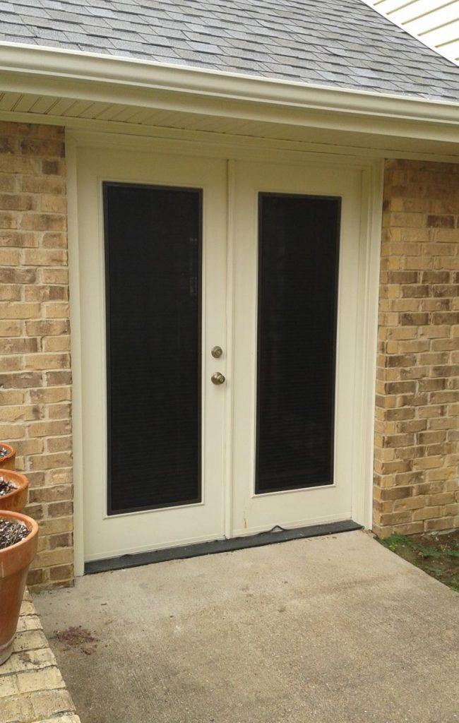 Door Screens Barton Glass Co., Texas