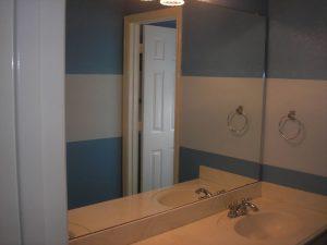Mirror by Barton Glass Co., Texas