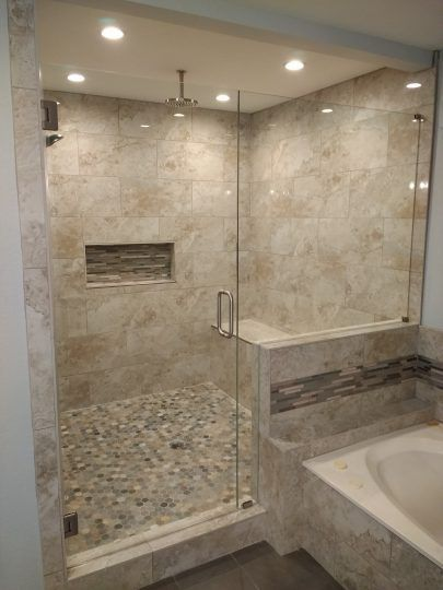 glass shower door and tub enclosure near me