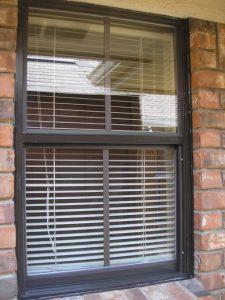 Aluminum window replcement