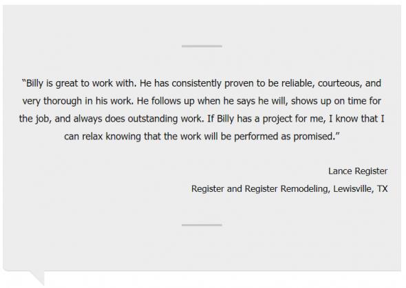 Lance Register